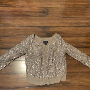 American eagle sparkling top